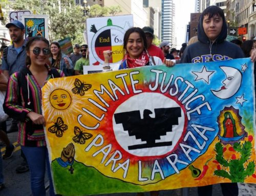 Why A Farmworker's Daughter Interrupted Governor Brown At The Global Climate Action Summit