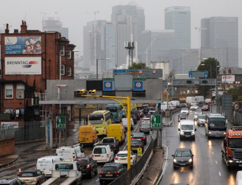 Air pollution likely to increase coronavirus death rate, warn experts