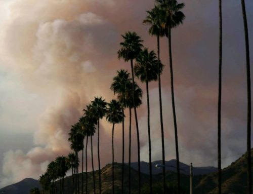 Wildfire Smoke Threatens Air Quality Across The West