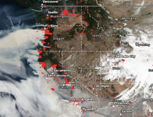 Wildfires And Weather Extremes: It's Not Coincidence, It's Climate Change