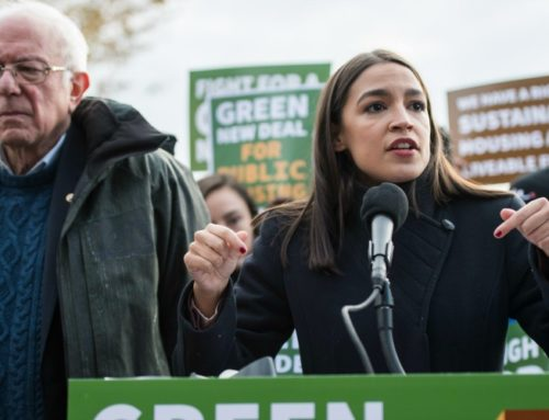 Ocasio-Cortez Demands Solar Company Rehire Workers Fired After Unionizing With Green New Deal in Mind