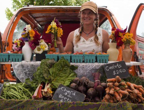 Are Females The Future Of Western North Carolina Farming?