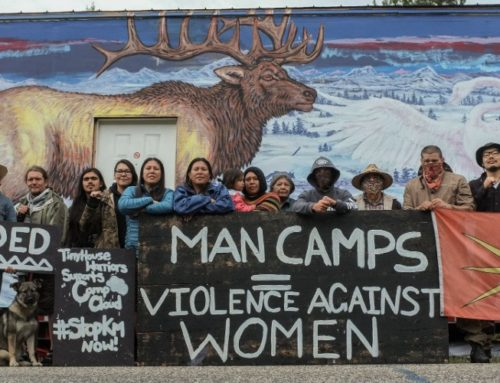 Over 75 Indigenous Women Urge Biden To Stop Climate-Wrecking Pipelines And Respect Treaty Rights