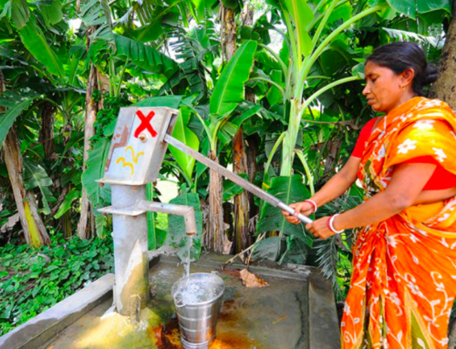 No Woman No Water: Empowering Women To Be Water And Sanitation Decision-Makers