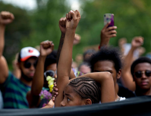 A Call To Attention Liberation: To Build Abundant Justice, Let's Focus On What Matters