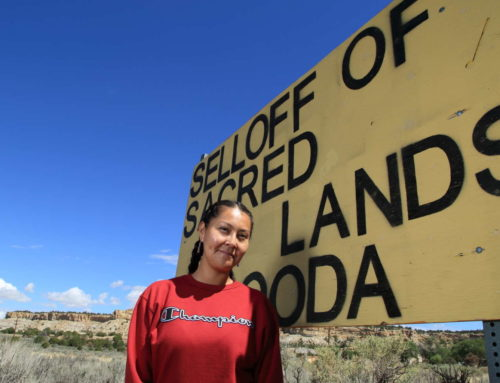 New Fossil Fuel Projects Meet Indigenous Resistance in New Mexico